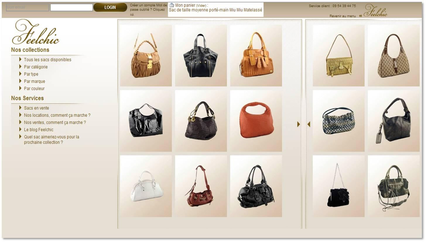 Location, dépôt-vente, occasion… Internet favorise le développement du luxe  accessible c6e3aae2c5f