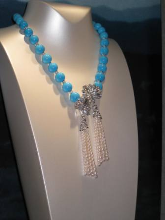 collier joaillerie de luxe